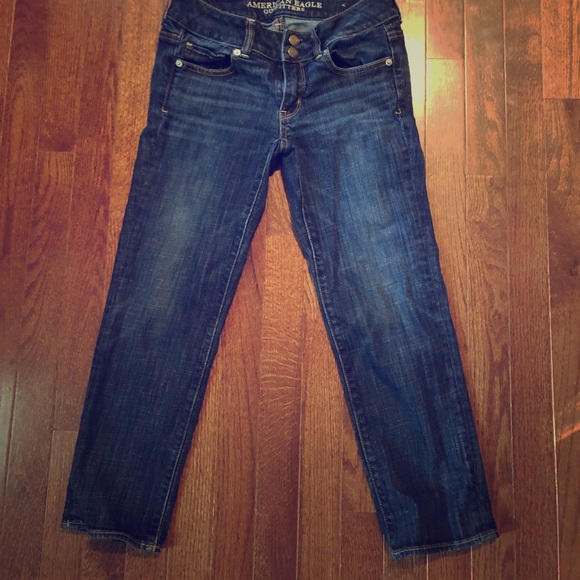 American Eagle Outfitters Denim - AE Cropped Jeans